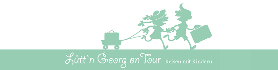 Lütt'n Georg on Tour Logo