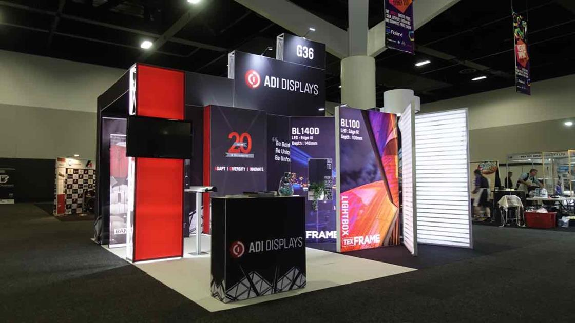 examples of applications by T-FPU Modular Exhibits