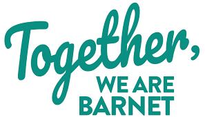 Together We Are Barnet logo