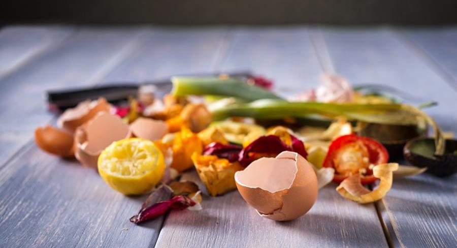 Food waste that can be recycled