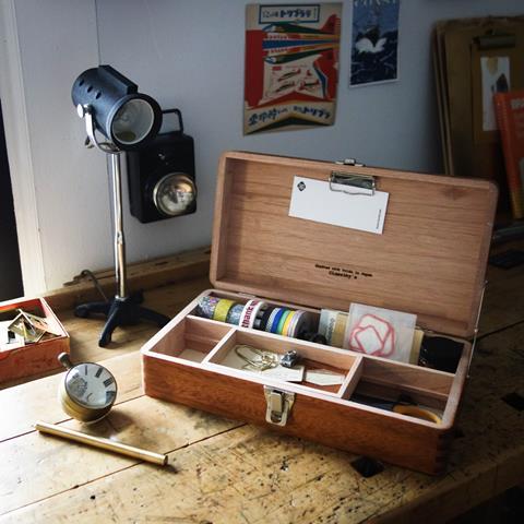Classiky tool box