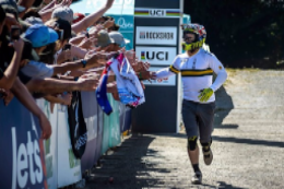 Aussie Success in MTB World Champs
