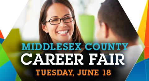 Middlesex County Career Fair