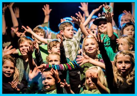 kender I børn, der gerne vil synge?