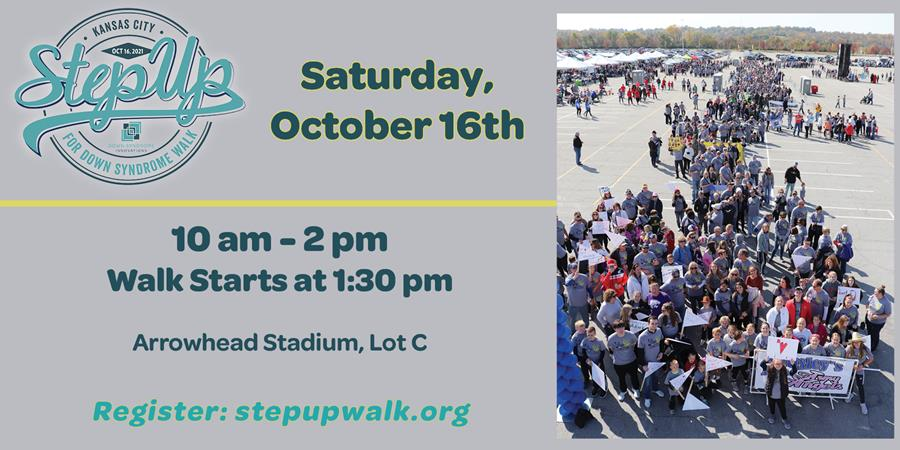 Visit our Step Up Walk site!