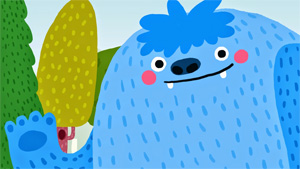 Jelly Jumble is a fun app for kids featuring an awesome song sung by squirrels.