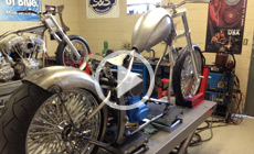 Darwin Motorcycles Feature
