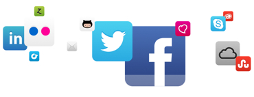Social Web Icons