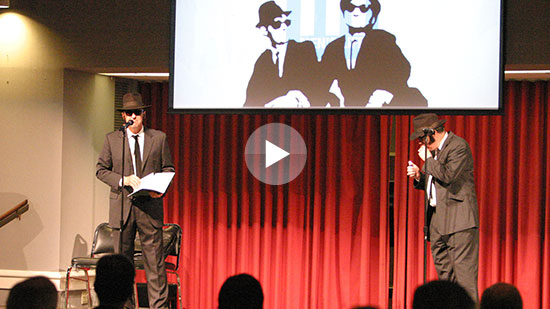 Men's Life with Blues Brothers