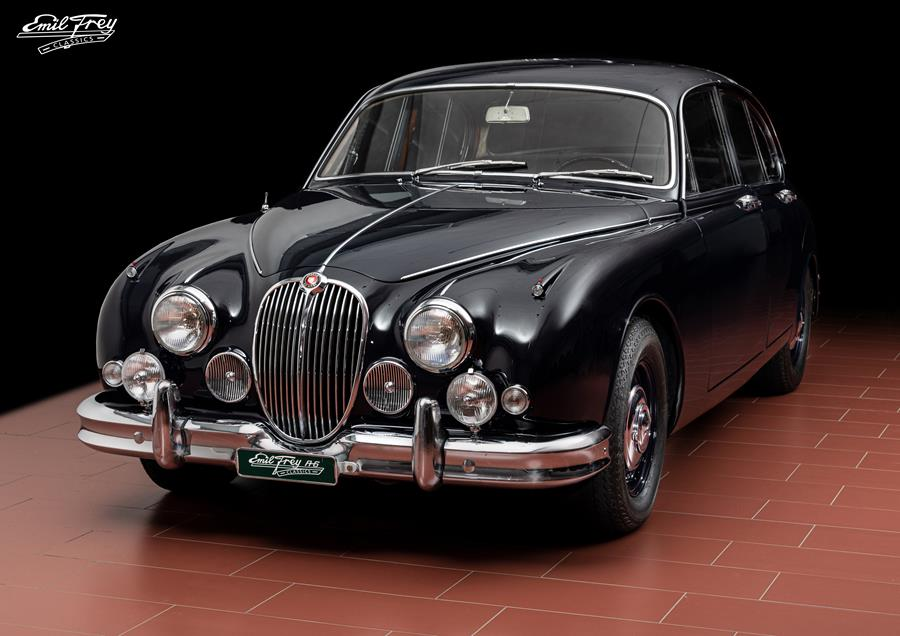 Jaguar Mk II 2.4 Saloon 1964
