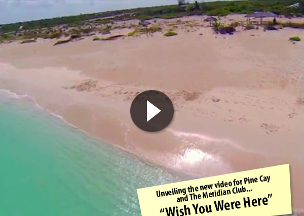 A return visit to Pine Cay