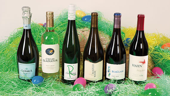 easter wines