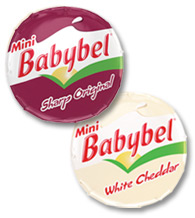 Mini Babybel Sharp Original