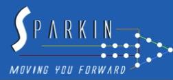 Sparkin - Moving You Forward