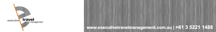 executive travel management