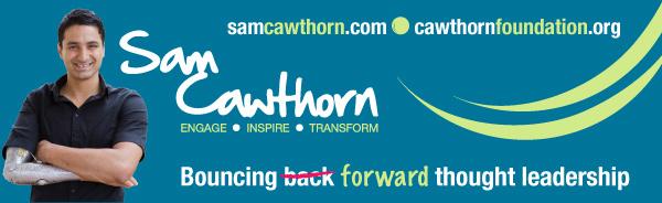 Sam Cawthorn: Engage - Inspire - Transform