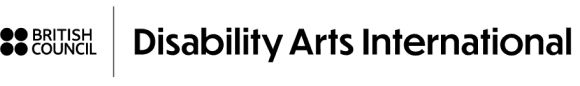 British council | Disability Arts international