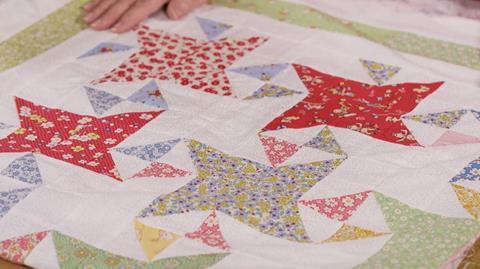 Tricks with Triangles with Valerie Nesbitt