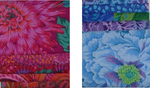 Kaffe Fassett Fat Quarter bundle
