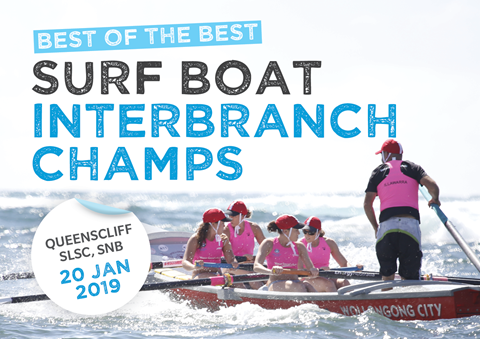 2019 Best of the Best Surf Boat Interbranch Championships