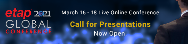 ETAP Global Conference - Call for Presentations