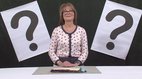 Jelly Roll Mystery Quilt designed by Valerie Nesbitt