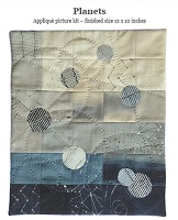 Planets Kit from Janet Clare