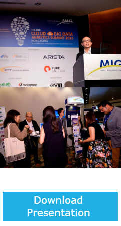 The 2nd Cloud & Big Data Analytics Summit