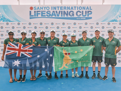 Japanese Victory For NSW Young Guns
