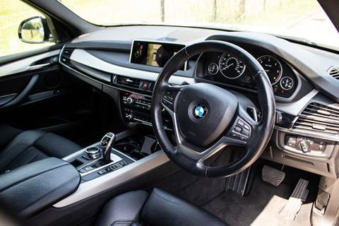 2013 BMW X5 (Interior)