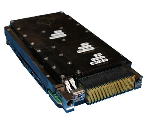 SOSA Aligned 3U VPX Xilinx Virtex UltraScale+ 100GbE FPGA Board