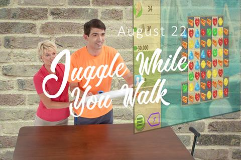 Juggle while you walk webinar