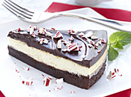 Picture of: A Very Merry Cheesecake.