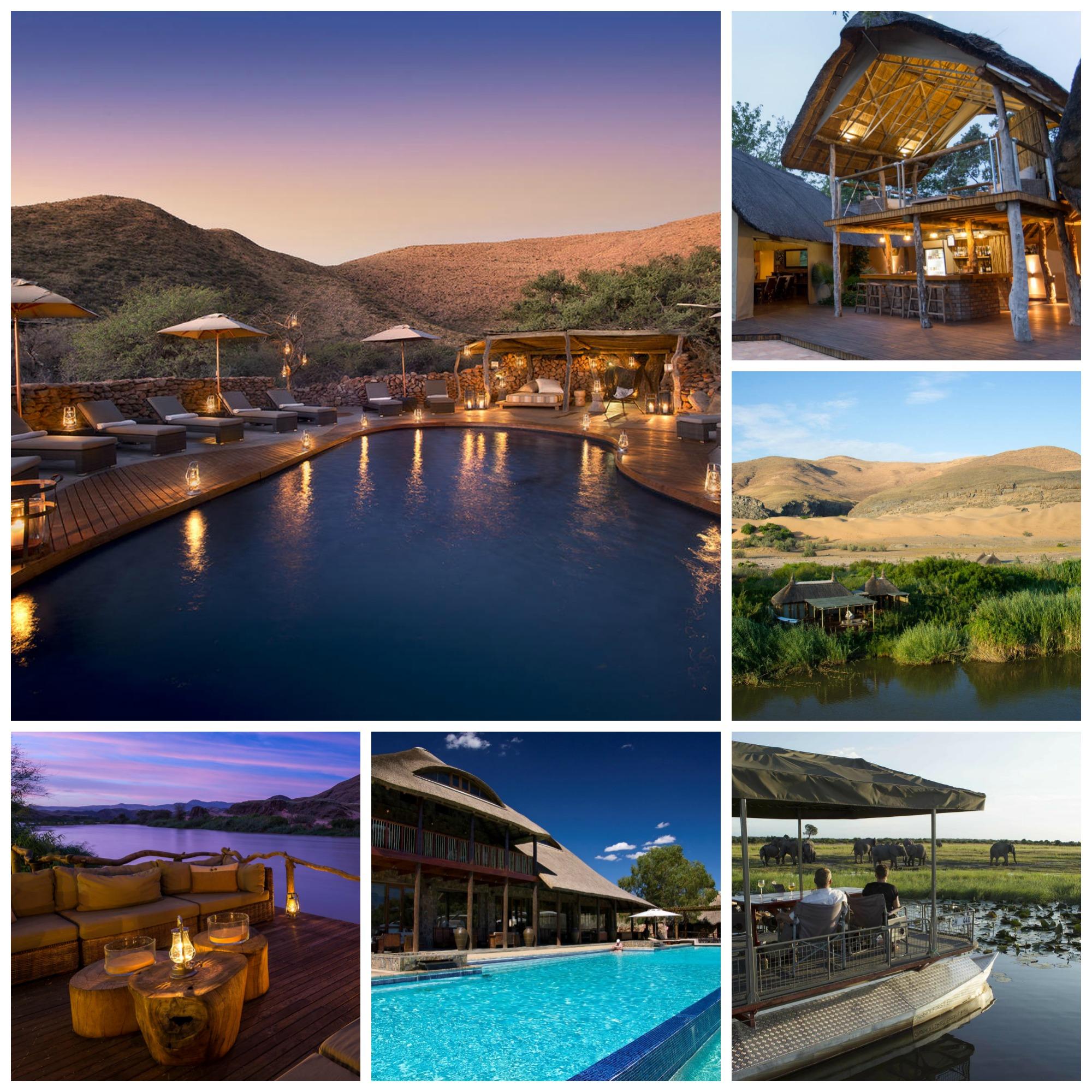 Lodge in Zimbabwe