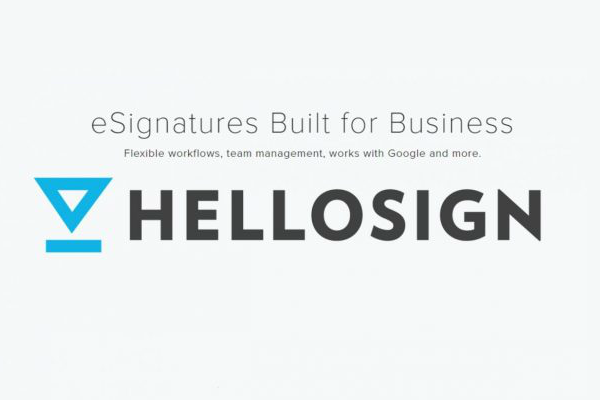 GOODBYE TO BAD HABITS WITH HELLOSIGN'S FEATURE RICH ESIGNATURES PLATFORM