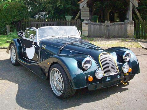 Morgan Plus 8 50th Anniversary