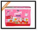 Company liquidation - girls nappies