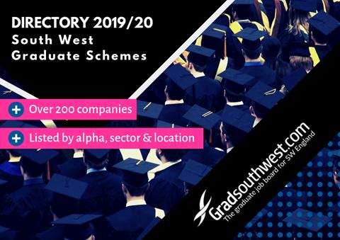 2019-20 South West Graduate Scheme Directory