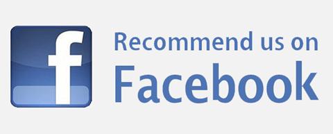 Recommend us on Facebook