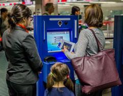 Automated Passport Kiosks