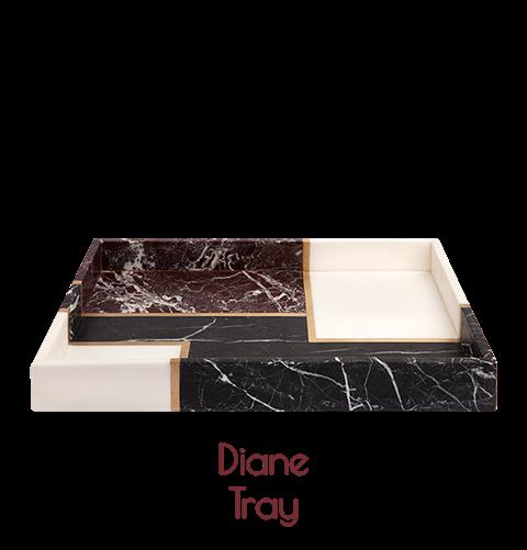 Diane Tray Merlot
