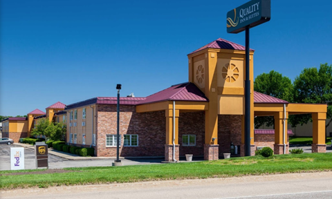 Quality Inn South - Lincoln, Nebraska
