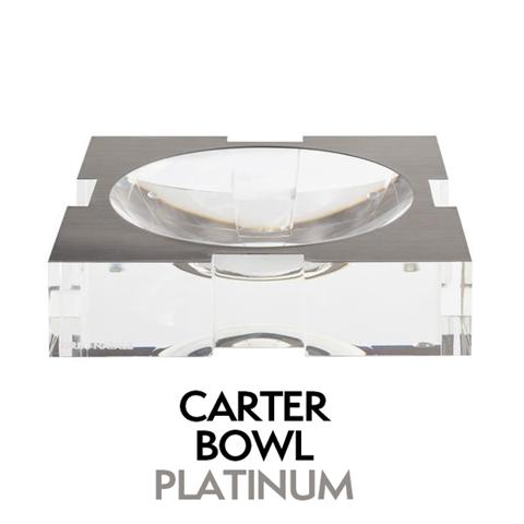 Carter Bowl Silver