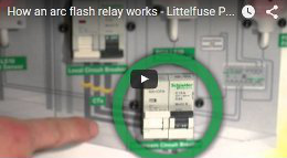 Littelfuse PGR-8800 Arc Flash Relay