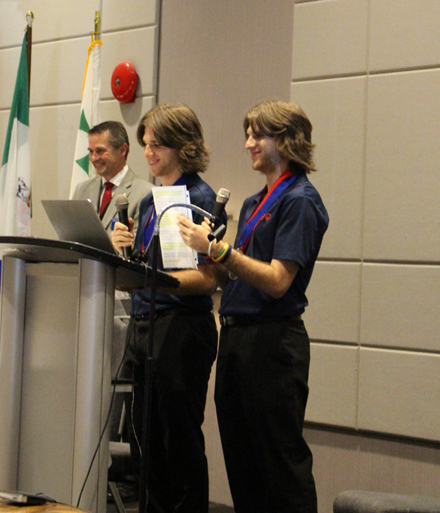 The Knights of Columbus and Special Olympics BC