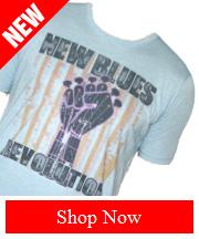 Tribut Apparel - NEW Blues Revolution tee