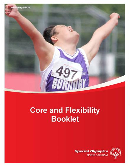 Core and Flexibility Booklet cover