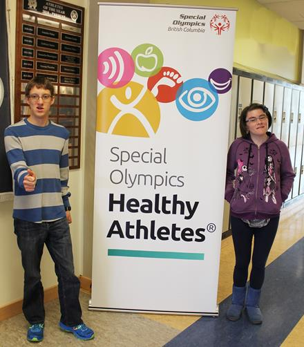 Healthy Athletes Screening Day Vancouver 2015