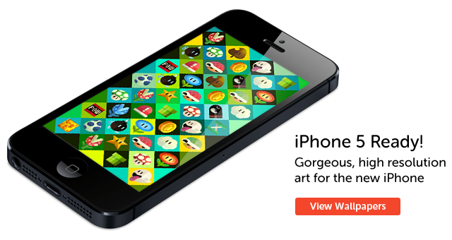 iPhone 5 is here, and we're ready for it.