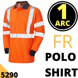 Arc Flash Polo Shirts